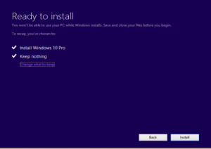 Common Windows 10 Installation Problems You May Face and Solution