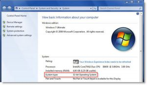 Things to Consider before Installing Windows 64-bit Operating System