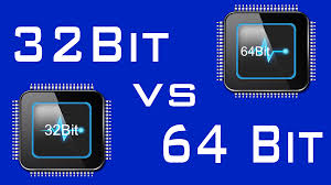 Key Difference Between 32-bit Windows and 64-bit Windows
