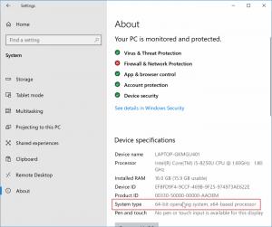 When Should We Change To Windows 64 bit1