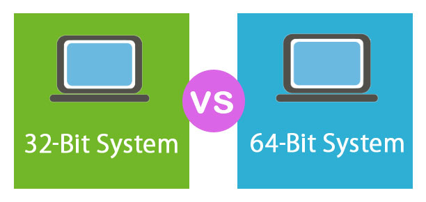 Operating System Windows 64 Bit Vs 32 Bit