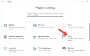Banyaknya Ruang Penggunaan Penjalanan Pada Windows 10