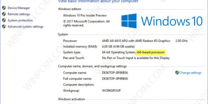 Cara Mengetahui Apakah Windows Anda Telah 64-bit Atau 32-bit