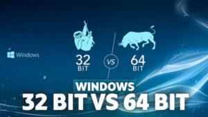 Pengaruh Kinerja Gaming Serta Multimedia Windows Pada 32-bit Dan Atau 64-bit
