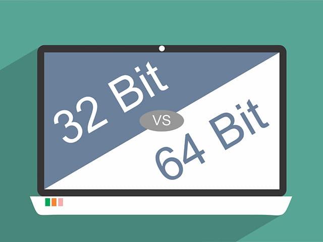 Perbedaan Antara Windows 32-bit Dengan Windows 64-bit