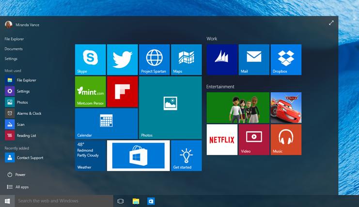 6 Syarat Pada Komputer Serta Laptop Dapat Jalankan Windows 10