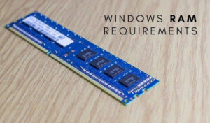 Berapa Banyak Memori yang Dibutuhkan Pada 32-bit Dan 64-bit Untuk Persyaratan Ram Windows 7
