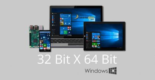Menentukan Komputer Versi 32-bit atau 64-bit dan Keuntungannya