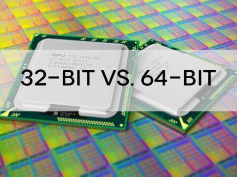 Persyaratan Pada Komputer Untuk Jendela Sistem Operasi 64 bit 7