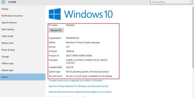 Cara Untuk Melihat Bit Yang Terdapat Pada Laptop WIndows 7, 8, dan 10